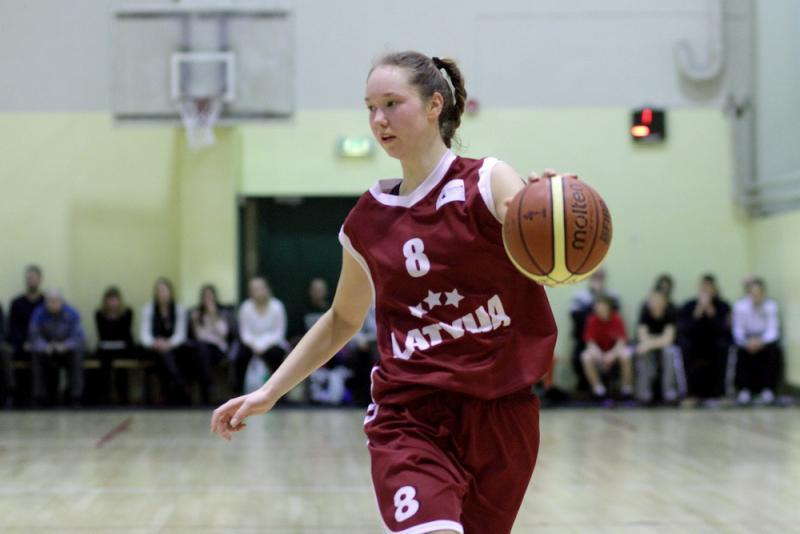 Digna Strautmane Photo Basketee